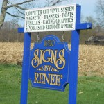 Signs By Renee Saegartown, Pa