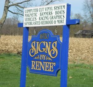Renee's Sign